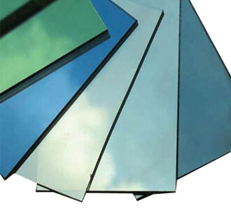 toughened glass aluminum window