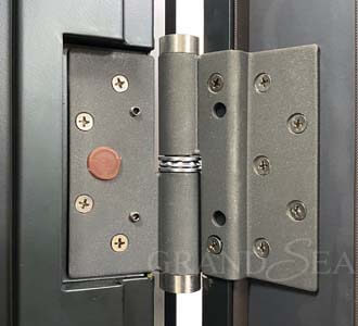steel safety doors for home