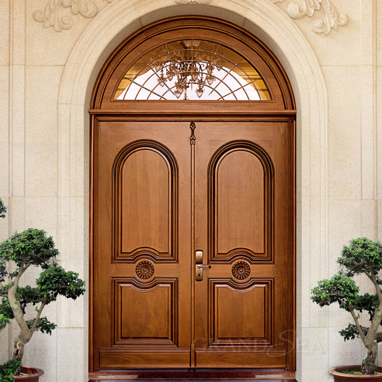 high quality wooden door