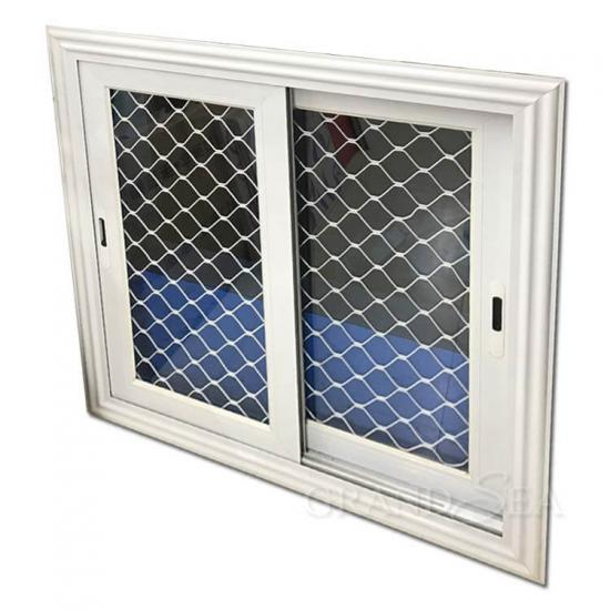 slider window tinted glass