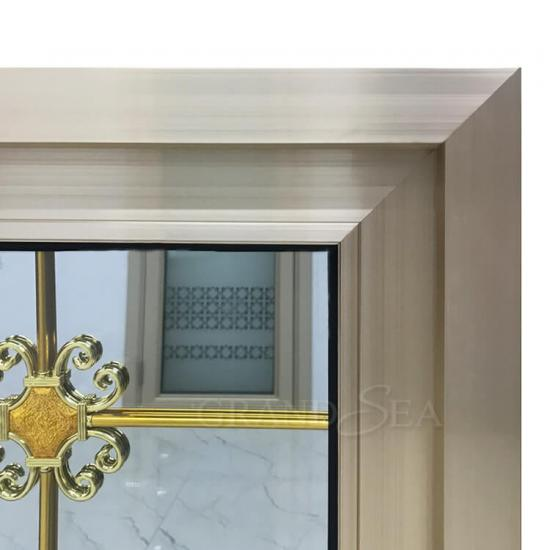 sliding window tinted glass