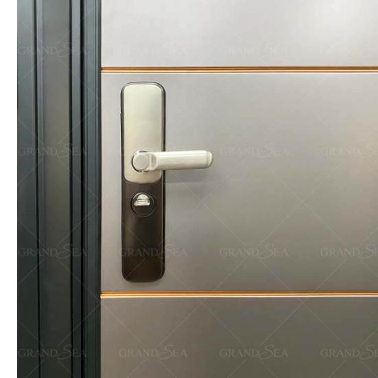 decorative steel security doors